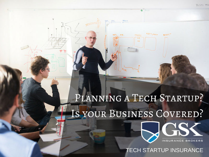Insurance for Your Tech Startup – What You Need to Know