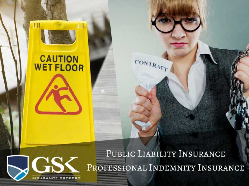 Professional Indemnity Insurance vs Public Liability Insurance