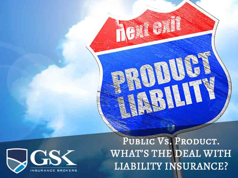 Product Liability Insurance vs Public Liability Insurance: What's the Difference?