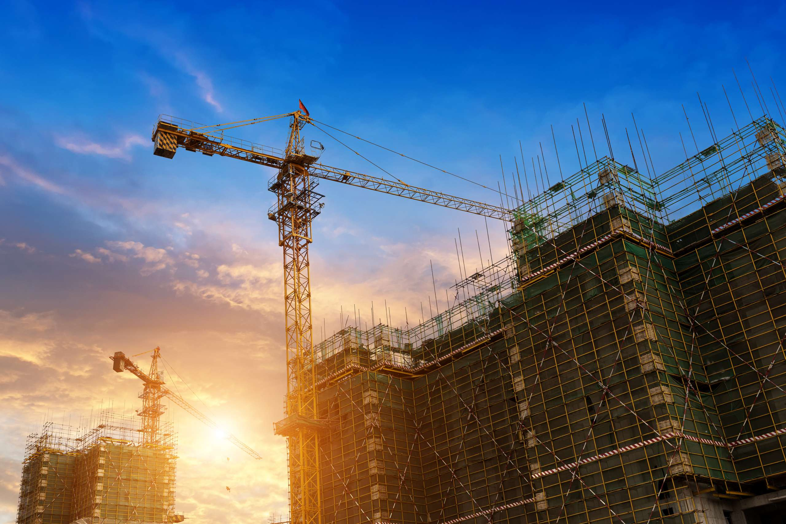 Building and construction insurance
