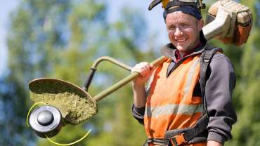 Insurance for Lawn Mowing Business