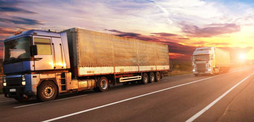 Who is responsible for damages to goods in transit?