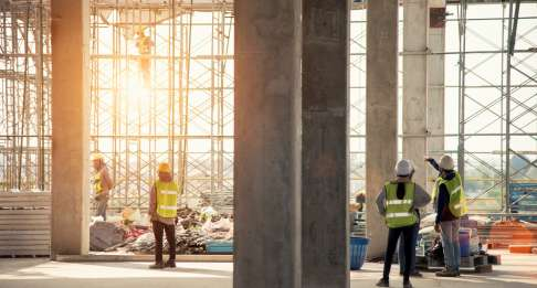 Construction Insurance Market Update 2021