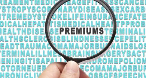 Which region in Australia has the highest insurance premiums?