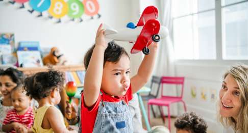 Risk management tips for child-care centre owners