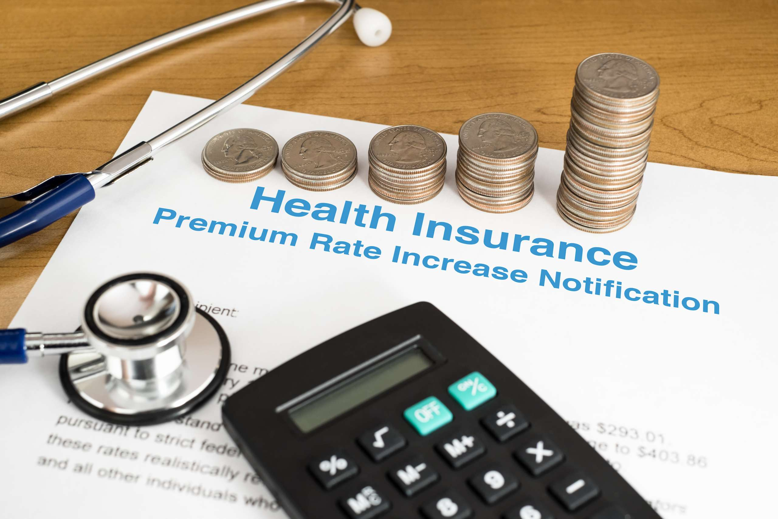 Personal insurance premiums have increased – have you considered these factors?