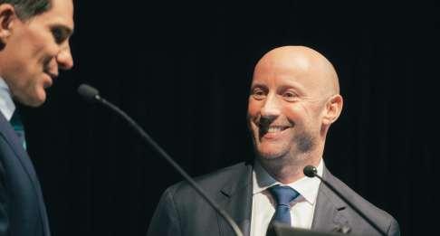 An Interview With GSK's Jeff Booth, Winner of NIBA WA Broker Awards 2021
